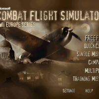 Microsoft Combat Flight Simulator WWII Europe Series 1